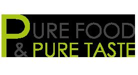 Pure Food & Pure Taste